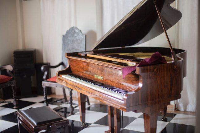 piano acustico o digital