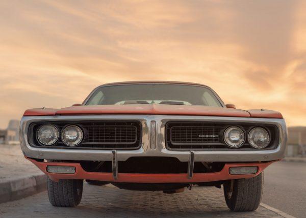photo of classic car 1534604